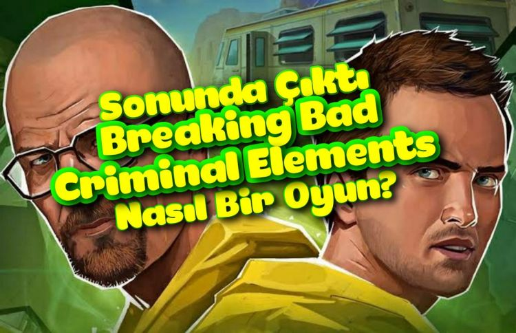 Breaking Bad Criminal Elements