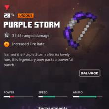 minecraft-dungeons-uniqe weapons