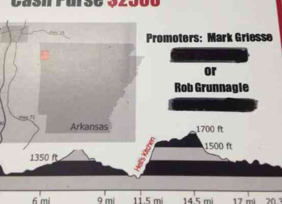 The Saturday Ride - Ozark Cycling Adventures, Cycling news and Routes in Northwest Arkansas NWA