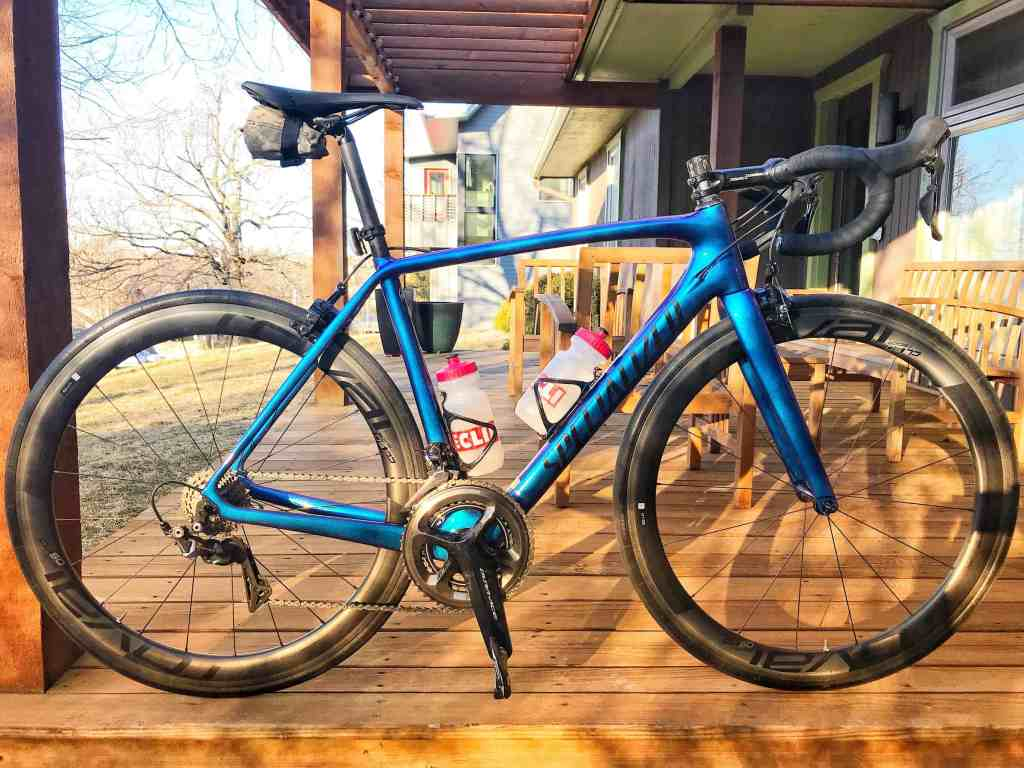 Product Review: Specialized Tarmac SL5 Expert - Ozark Cycling Adventures, Cycling news and Routes in Northwest Arkansas NWA