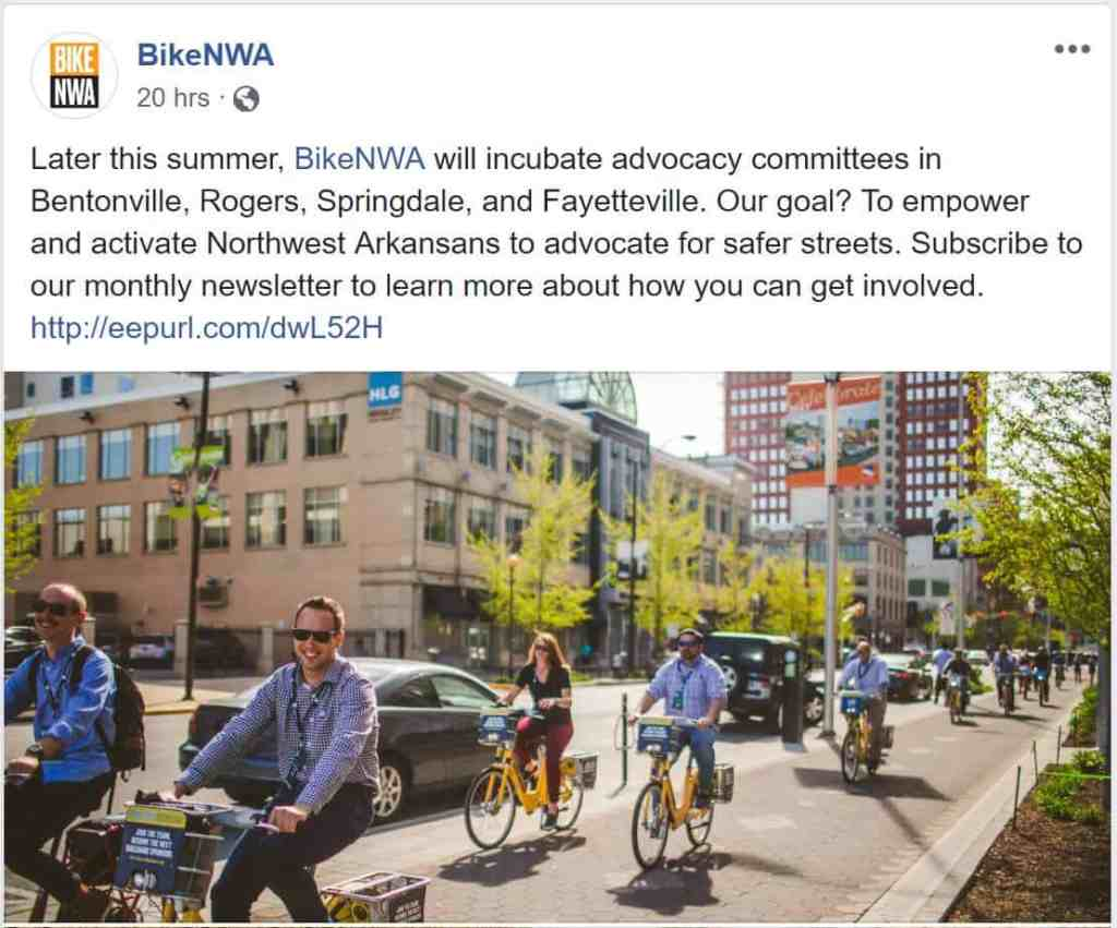 Weekend Ride Notification 6/8 | NWA CYCLING NEWS - Ozark Cycling Adventures, Cycling news and Routes in Northwest Arkansas NWA