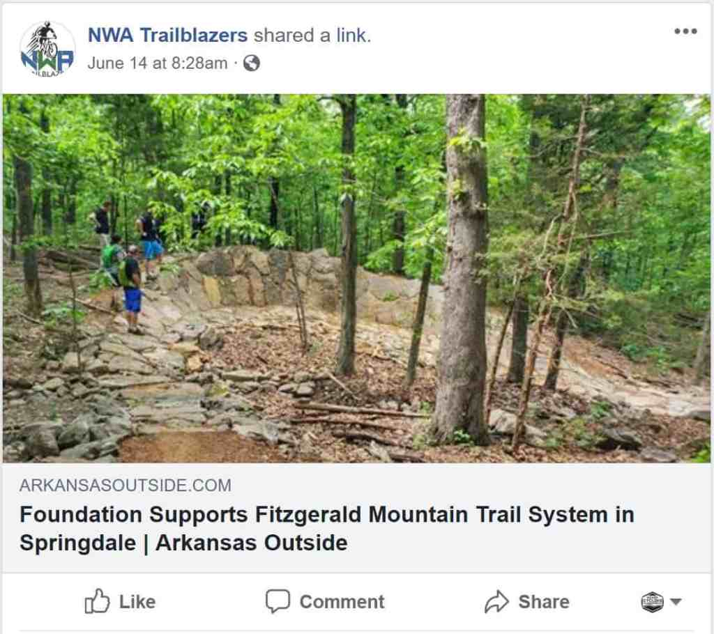 Weekend Ride Notification 6/22 | NWA CYCLING NEWS - Ozark Cycling Adventures, Cycling news and Routes in Northwest Arkansas NWA