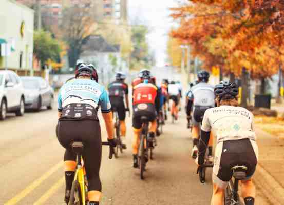 Weekend Ride Notification 10/12 | NWA Cycling News - Ozark Cycling Adventures, Cycling news and Routes in Northwest Arkansas NWA