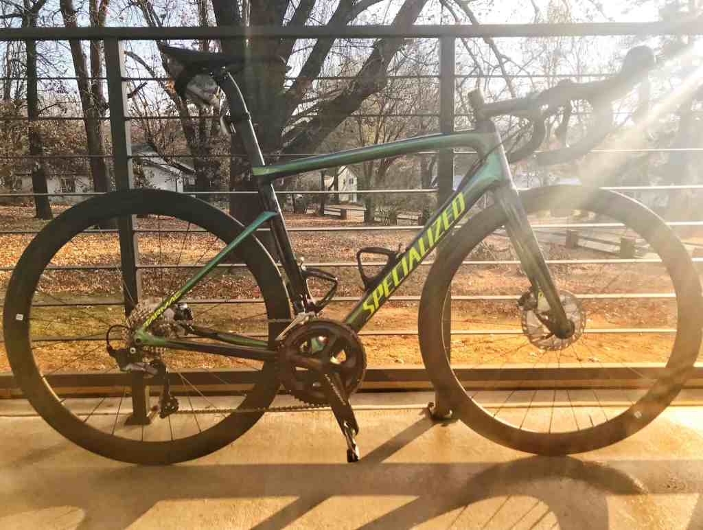 Product Reveiw   Specialized Tarmac Disc Expert - Ozark Cycling Adventures, Cycling news and Routes in Northwest Arkansas NWA