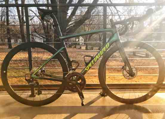 Product Reveiw | Specialized Tarmac Disc Expert - Ozark Cycling Adventures, Cycling news and Routes in Northwest Arkansas NWA