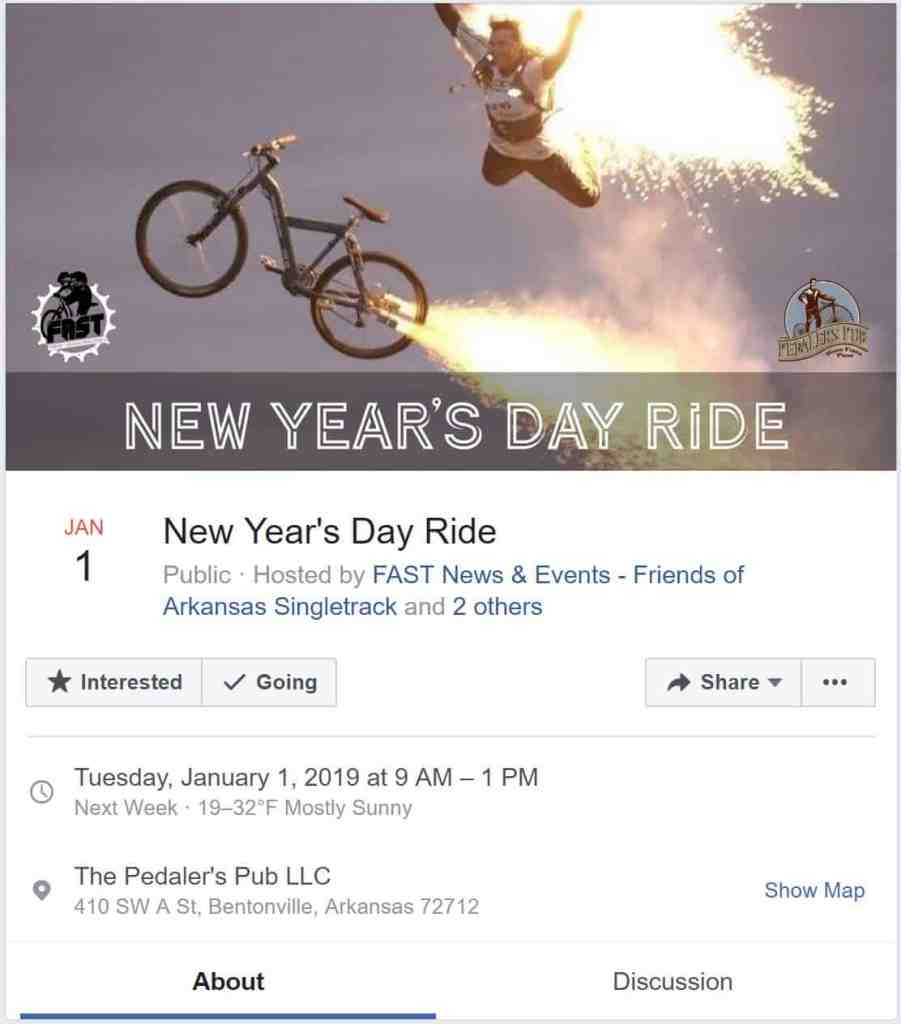 Monday Shorts 12/31 | NWA Cycling News - Ozark Cycling Adventures, Cycling news and Routes in Northwest Arkansas NWA