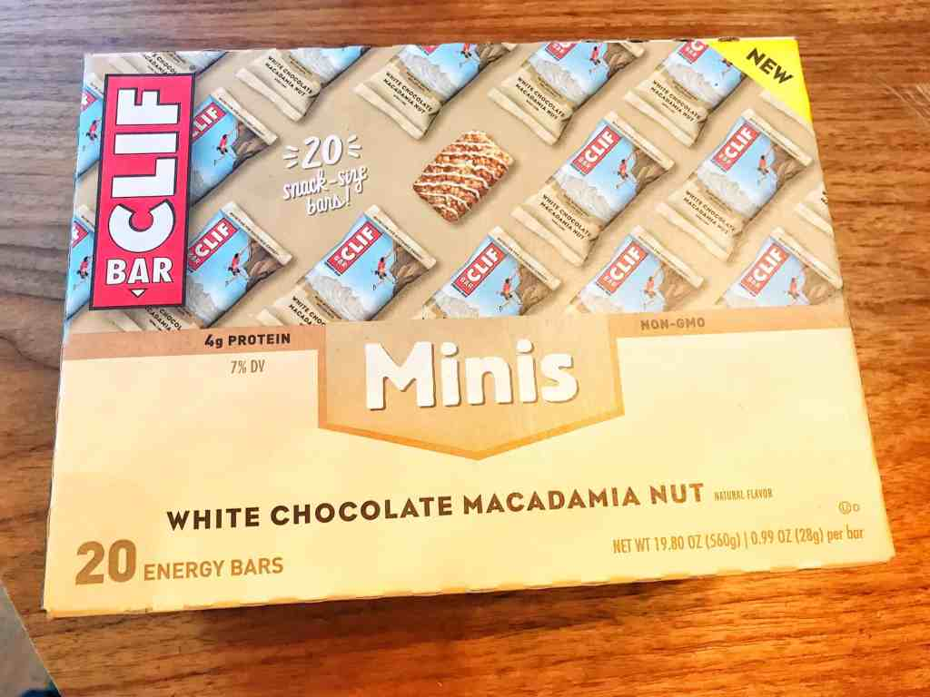 CLIF BAR Minis | Product Review & Giveawayn | ENDED - Ozark Cycling Adventures, Cycling news and Routes in Northwest Arkansas NWA