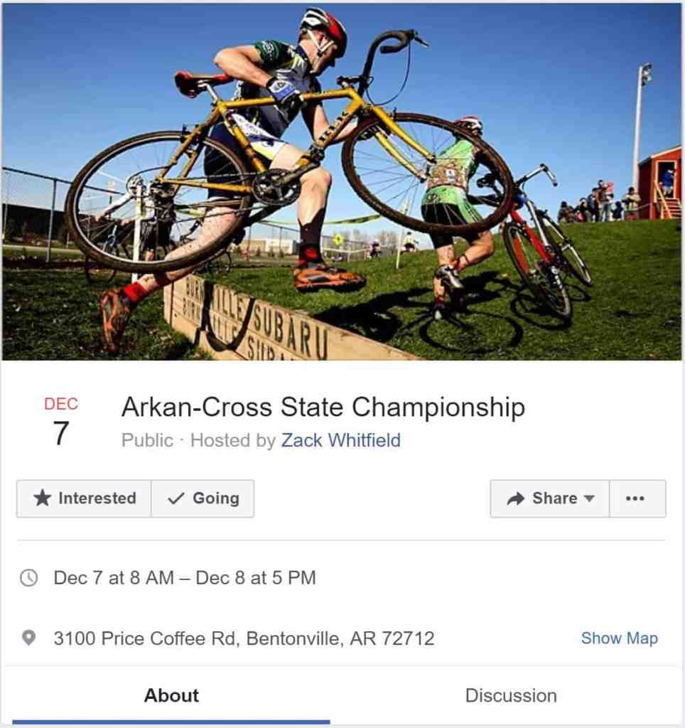 Weekend Ride Notification 7/26 | NWA Cycling News - Ozark Cycling Adventures, Cycling news and Routes in Northwest Arkansas NWA