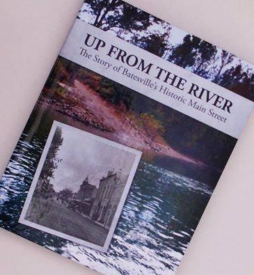 Main Street Book, Up from the River, for sale Saturday, Dec. 10th