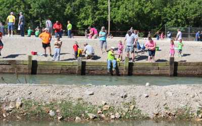 Jim Hinkle Spring River Hatchery Hosts Annual Free Kids' Fishing Derby June 9th at Mammoth Spring