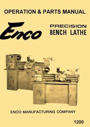 Enco, Central Machinery TD1140E 12