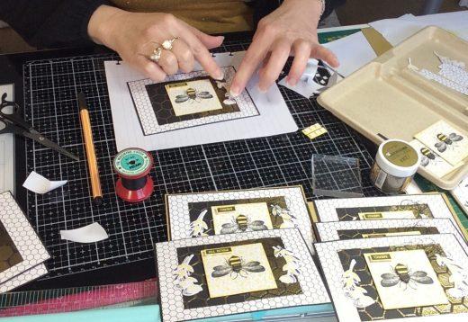 Cartes, faire-parts, albums et cadeaux personnalisés réalisés par l'Atelier Ozarmonie