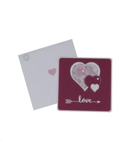 Carte de Saint-Valentin