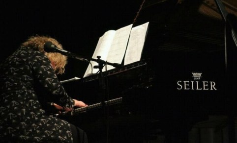 composer and pianist Angie Mack Reilly