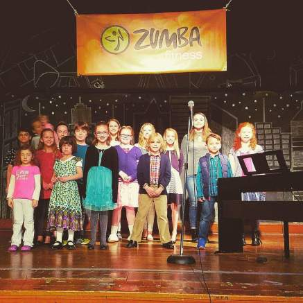 Ozaukee Talent Spring Showcase Students 2017