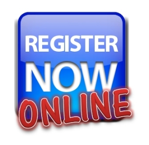 Blue Button that says Register Now Online
