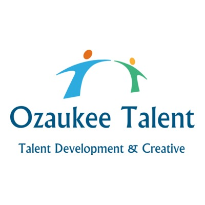 Ozaukee Talent logo of people connecting
