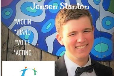 Jensen Stanton Violin Instructor