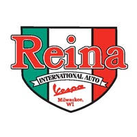 reina international auto logo
