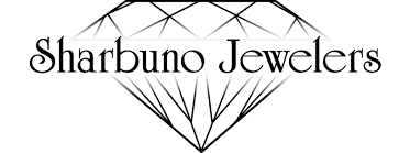 sharbuno jewelers logo