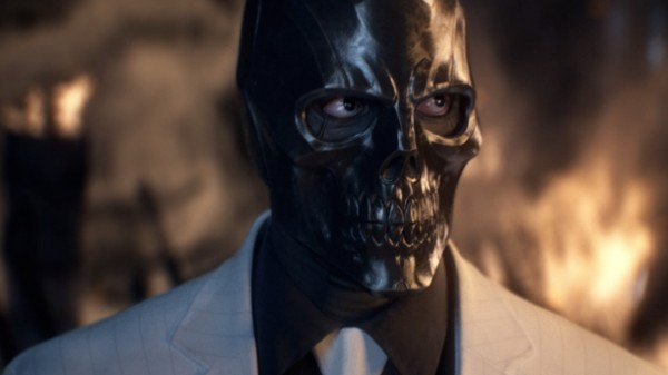 Black Mask - You will be surprised when you find out what that mask is actually made of