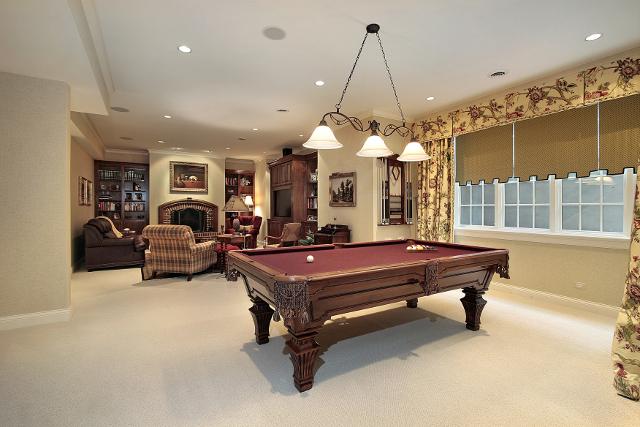 oz custom home builders family room charlotte nc