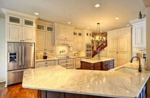 OZ Custom Homes of Charlotte & Fort Mill Tracy 14