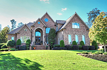 fort mill custom home