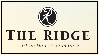 The Ridge Custom built homes in Fort MIll sc
