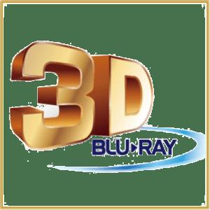 3D Blu-ray Movies