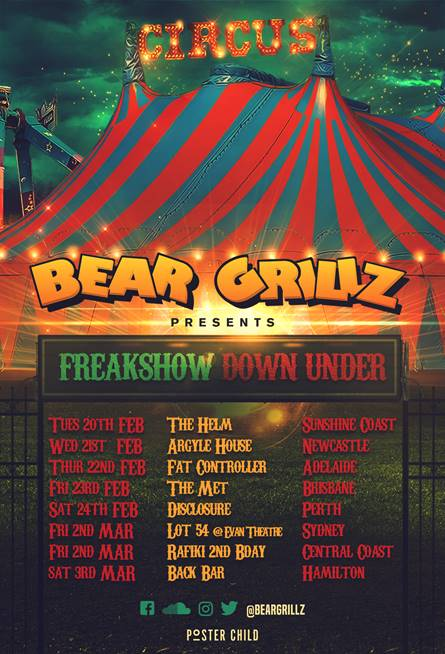 bear-grillz-frakshow-down-under