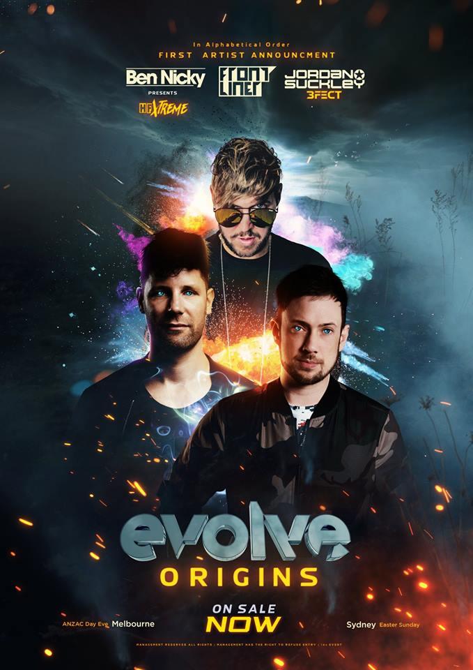 evolve-origins-phase-1-lineup-2019-oz-edm