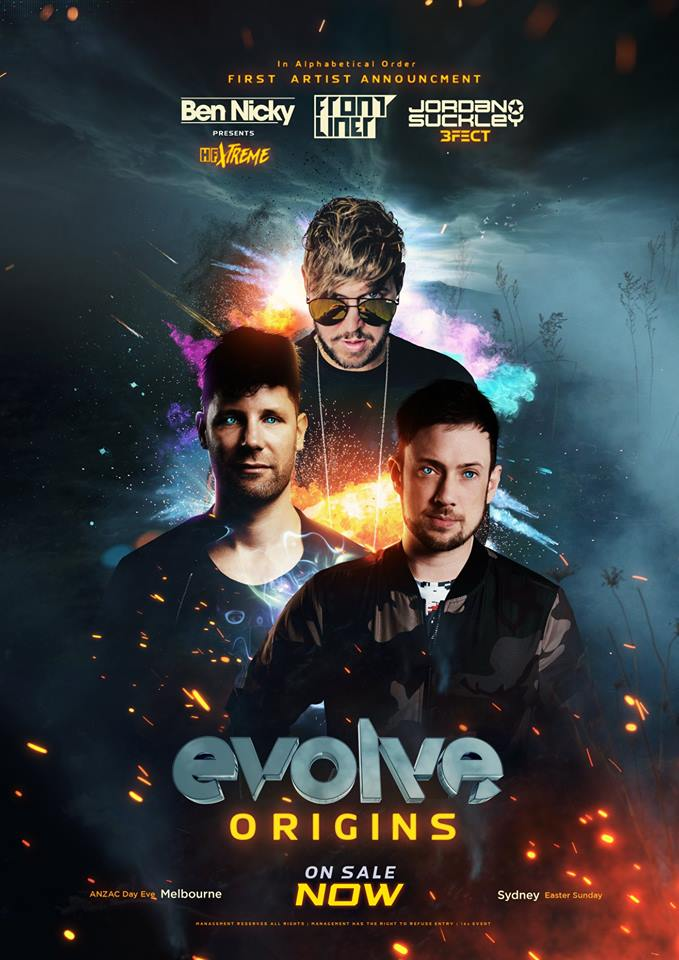 evolve-origins-phase-1-lineup-2019-oz-edm