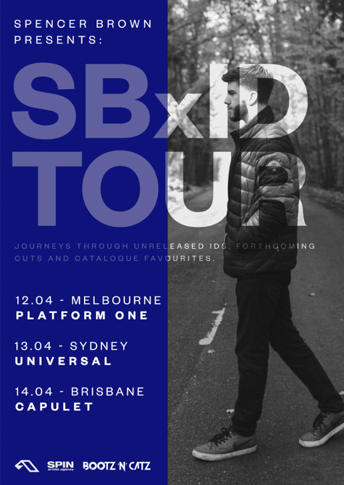spencer-brown-australian-tour-2019-poster