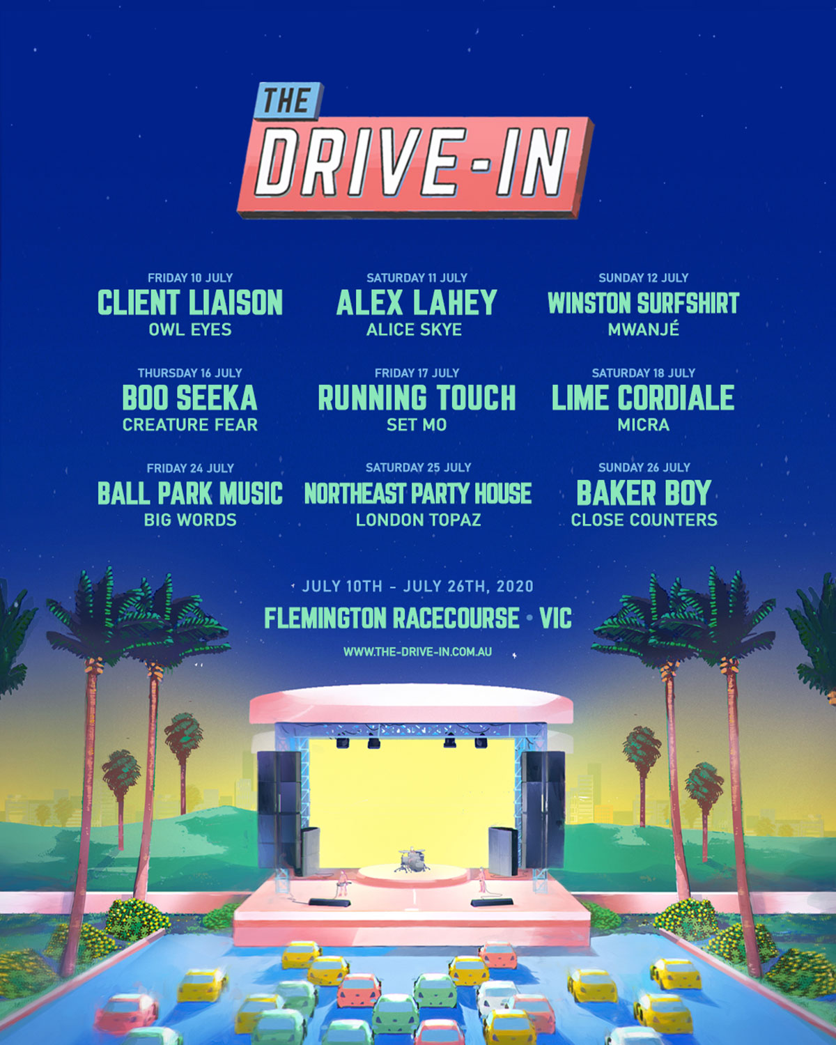 the-drive-in-poster-lineup-2020-oz-edm