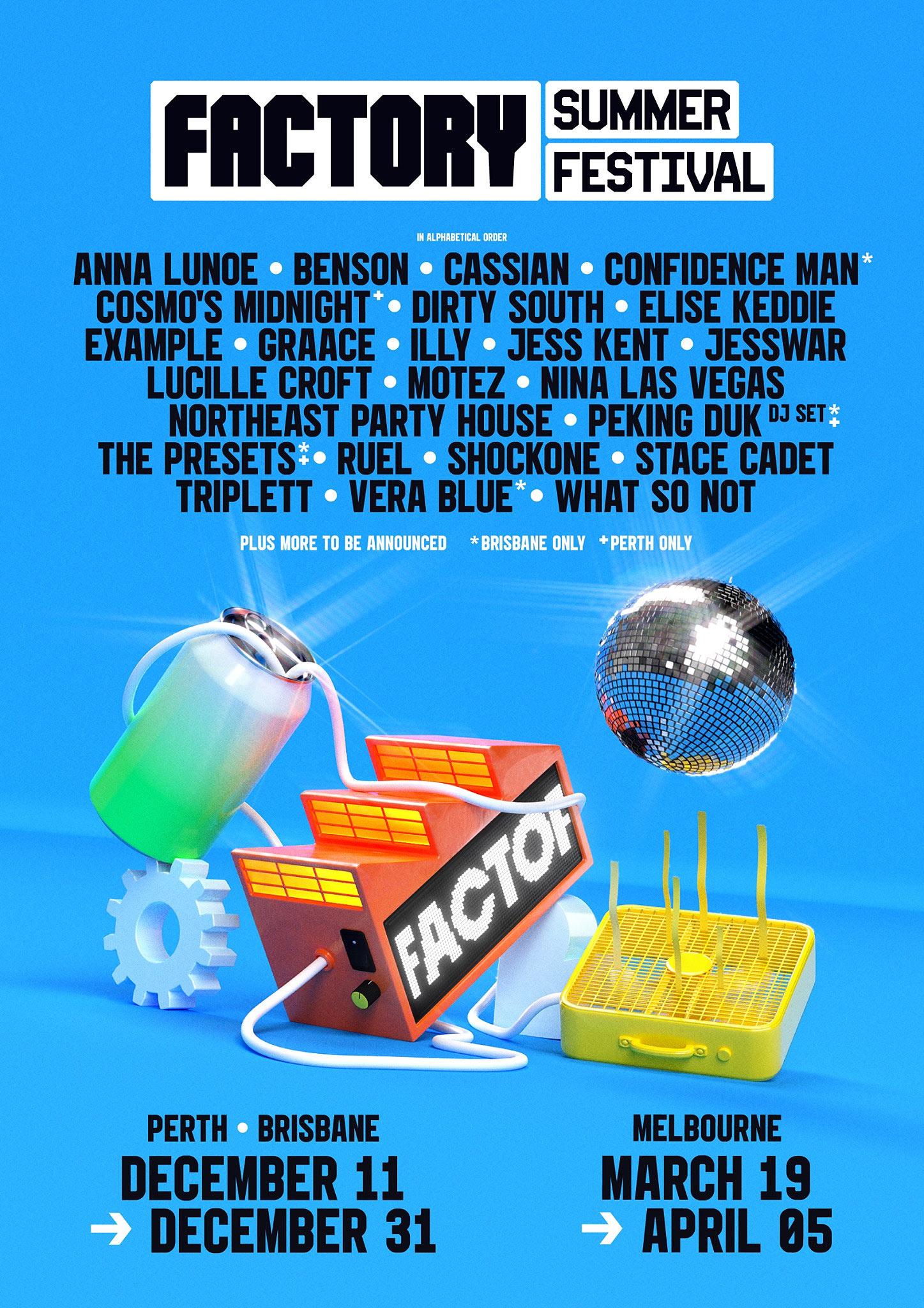 Factory-Summer-Festival-2020-OZ-EDM-Poster
