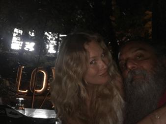 love affair - BRYNDIS HELGADOTTIR & OZEN rajneesh