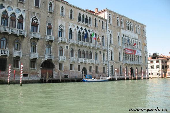 Большой Канал Венеция фото