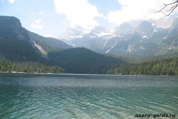 Озеро Товель фото