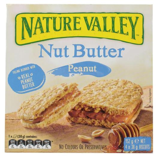 Nature Valley Nut Butter