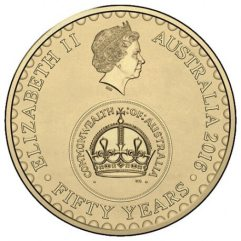 2016 50th Anniversary Of Decimal Currency