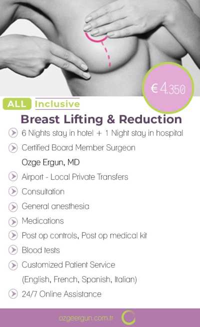 Breast Lift Reduction All Inclusive