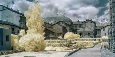 Aosta valle d'aosta Italy