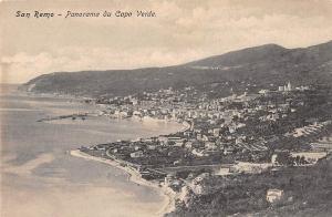 San Remo, Panorama du Capo Verde