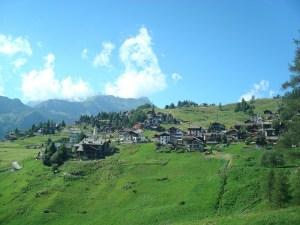 Valle d'Aosta Chamois Val D'aosta