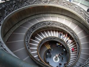 Musei Vaticani, Vatican Museum downstairs