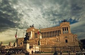 İtalya'nın başkenti ve bir imparatorluğun tarihi başkenti