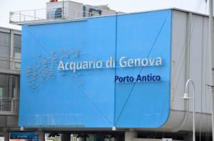 Acquario di Genova, Porto Antico, Aquarium of Genoa,