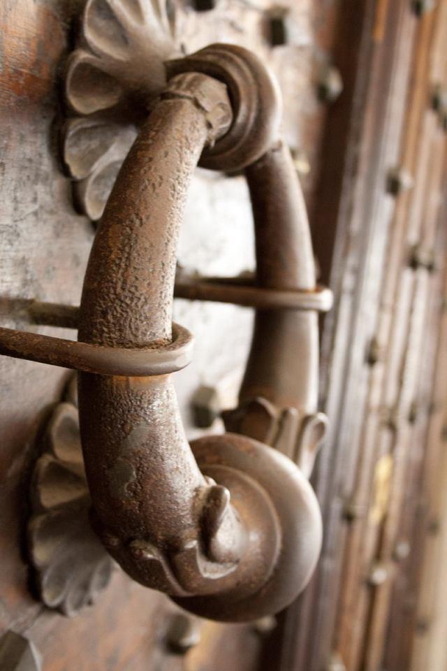 Bologna doorbell
