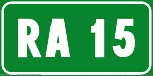 Tangenziale di Catania, Autostrada RA15